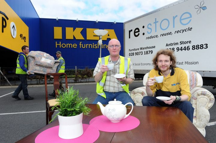 Corporate retailers support re-use with impressive impacts