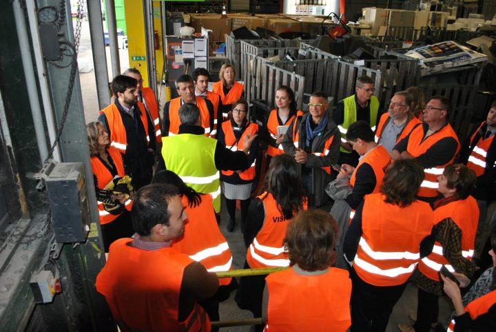 MEPs back social enterprise role in waste management