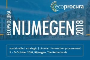 RREUSE at the international forum on public procurement ECOPROCURA 2018