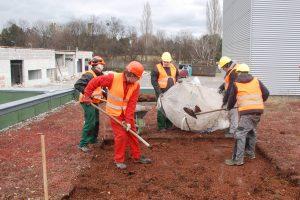 Austrian social enterprises develop a business model for re-use of building materials