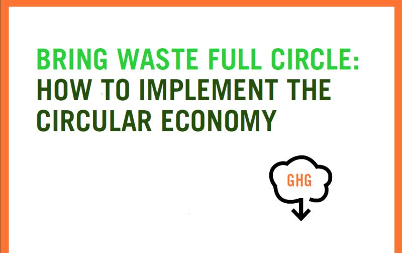 bring waste full circle