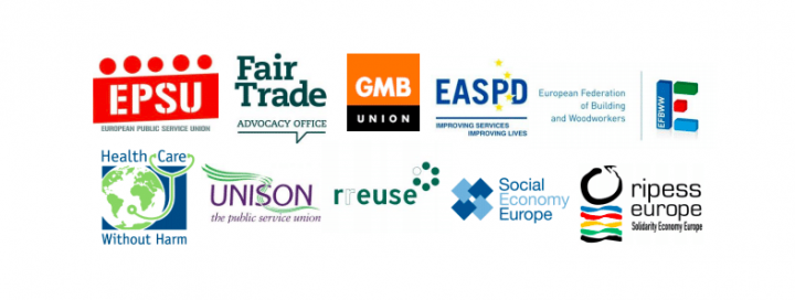 Joint statement on the European Council Conclusions on public procurement of 25 November 2020