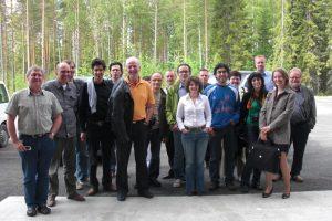 Group photo of Rreuse members
