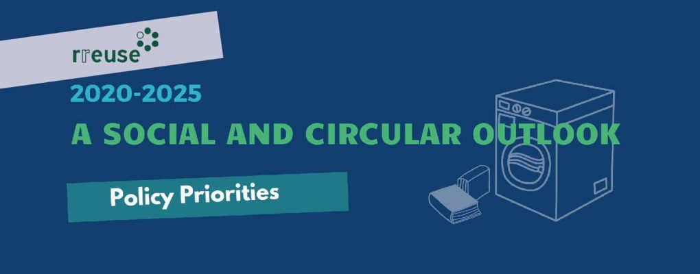 2020 – 2025 RREUSE Social & Circular Outlook